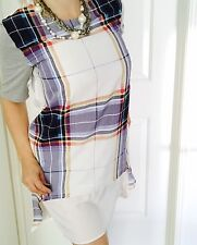 FINDERS KEEPERS WOMENS TUNIC DRESS OVERLAY SUPER POWER TSHIRT NWT SZ L