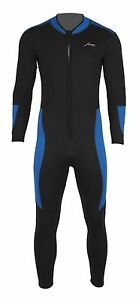 3mm Scubatec Neopren Anzug Tauchanzug Surfanzug mit Frontreißverschluß