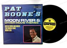 Pat Boone - Pat Boone's Moon River & Other Great Movie Themes UK LP 1973 /4