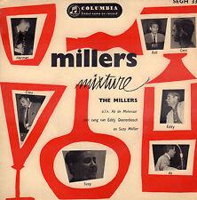 "MILLERS - Millers Mixture (1958 DUTCH JAZZ VINYL EP 7"")"