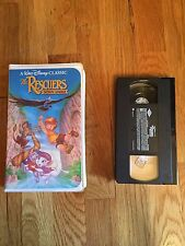The Rescuers Down Under (VHS, 1991) Black Diamond Collection