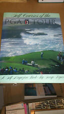 George Peper - Golf Courses of the P.G.A.Tour (Anglais)