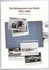 Broschüre: Die Bilderserien von Wistü 1951-1966: Autos, Flugzeuge, Flaggen