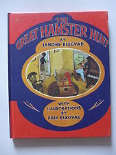 Lenore & Eric Blegvad - The great hamster hunt   / 1969