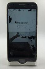 Samsung Galaxy Amp Prime 2 - 16GB - (Cricket) ESN Clean | CRACKED | G00GLE 0N