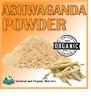 ✅Organic ASHWAGANDHA ROOT POWDER - ASHWAGANDA - Withania Somnifera