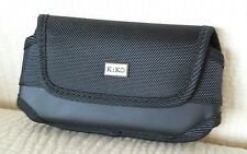 """Pouch for Cell Phone Size: 6.25""""x3.2""""x0.65"""" Belt Loop Clip Magnetic Case"""
