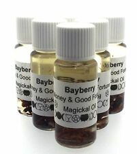 Bayberry Herbal Infused Oil Money + Good Fortune
