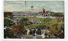 KRUG PARK, OMAHA: Nebraska USA postcard (C28774)