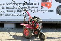 Cultivator Motoblock agro Tractor 750 7.5HP + wheels and ploughs included New