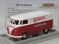 Brekina VW T1 GRANINI Trinkfrucht, Kastenwagen - 32688 - 1:87