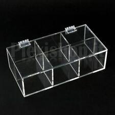 Scatola in plexiglass 20x10x6 cm