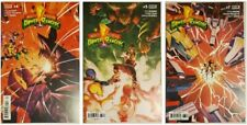 MIGHTY MORPHIN POWER RANGERS #4 #5 #7 1ST PRINT COMIC BOOK LOT! HARD TO FIND!