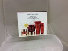 Estee Lauder Nutritious 4 pc radiant skin set 30ml foam cleanser/30ml lotion