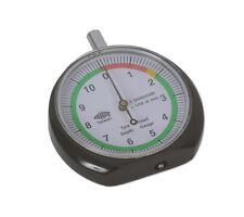 Laser Tools GREAT! Dial Type Tyre Tread Depth Gauge Supplied With Storage Wallet
