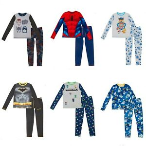 Steve /& Alex Boys Thermal Underwear Cuddl Duds Creepers Small 6-7