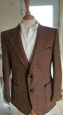 """Mens Vtg Kendal Milne Pure Wool Tweed Blazer Country Jacket  40"""""""