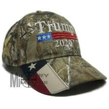 Donald Trump Cap Keep America Great Maga hat President 2020 Realtree Edge TX
