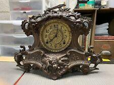 N Muller No. 111B Mantle Clock