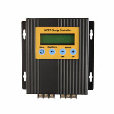 20A MPPT Solar Charge Controller Regulator LCD Display Up To 480W Solar Panel
