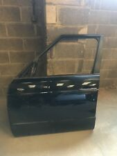 Range Rover L322 Nearside Front And Rear Door.bare Foot And Lower Moulding Only