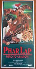PHAR LAP (1983) Rare Original Australian Daybill Movie Poster