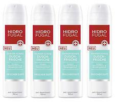 Hidrofugal Anti Transpirant Dusch-Frisch 4x150 ml
