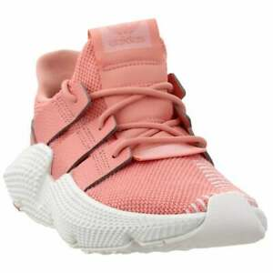 adidas Prophere Lace Up    Kids Girls  Sneakers Shoes Casual   - Pink
