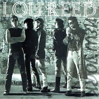 (CD) Lou Reed - New York - Romeo Had Juliette, Dirty Blvd., There Is No Time