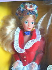 POUPEE BARBIE COLLECTION GERMAN Dolls of the World 1986