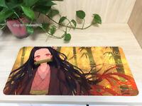 Anime Demon Slayer: Kimetsu no Yaiba Mouse Pad Kamado Nezuko Keyboard Play Mat