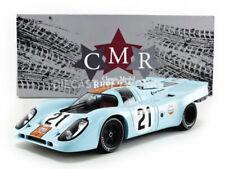 CMR - 1/18 - PORSCHE 917 K GULF - 24H DU MANS 1970 - CMR128