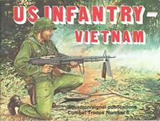 In Action Combat Troops #6: US Infantry Vietnam Mesko Squadron Signal Pub 3006