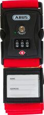 ABUS 620tsa/192 Kofferband | Koffergurt rot