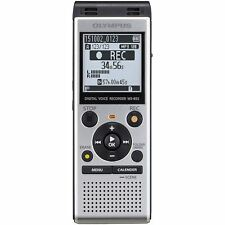 Olympus Digital Voice Stereo Recorder 4GB with Built-in USB Plus Micro SD Slot