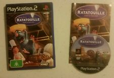 Ratatouille (Disney Pixar) (Sony PlayStation 2) PS2 game - Complete - Free Post!