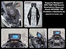 SUPPORTO NAVIGATORE GPS SMARTPHONE GOPRO per HONDA INTEGRA 700 & 750