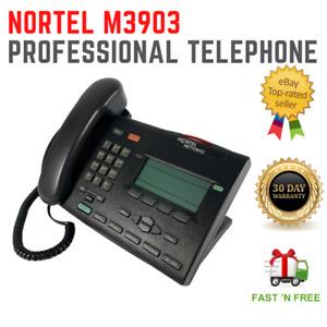 Avaya / Nortel Meridian M3903 Charcoal Professional Office Display Telephone
