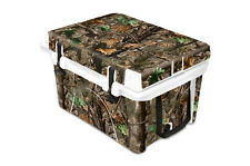 Thickest Wrap 24mil Skin Full for ORCA 40qt Cooler WDland Camo