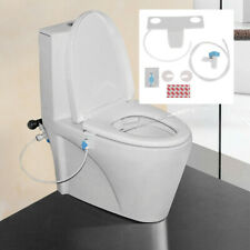 Clean Clear Rear End Bidet Butt Wash Washer Fresh Water Spray Toilet Easy Flush