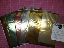 FOIL SHEETS FOR MINC MACHINE VARIETY FOILING HEIDI SWAP ANNA GRIFFIN