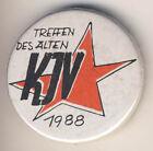Abzeichen (Button) der KPÖ Alt-KJV-Treffen 1988