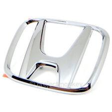 "OEM Honda 02-09 S2000 Front Bumper Chrome ""H"" Emblem Badge AP1 AP2 Genuine USDM"