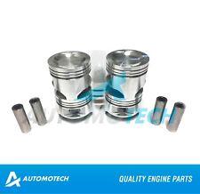 SIZE 020 - Piston Set For Mazda B2200 2.2L