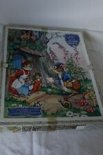 Vintage, Children's Plywood Jig-saw Puzzle, VICTORY - complete