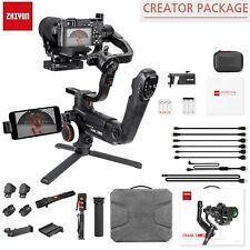 Zhiyun Crane 3 LAB Gimbal Stabilizer for Sony Nikon Panasonic Canon -Creator Kit