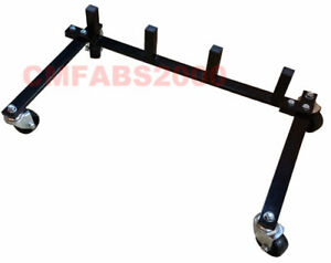Storage Stand Holder for Hydraulic or Mechanical Wheel Skates Go Jaks Jacks Pro