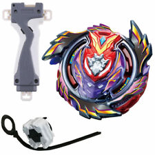Beyblade Burst B-96 STRIKE GOD VALKYRIE.MUGEN W/ LR Two-Way String Launcher+Grip