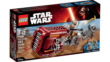 Lego Star Wars 75099 The Force Awakens Rey's Speeder - New (Free Shipping)