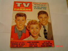 RICKY NELSON , WITH JAMES  DEAN ,TV  STAR PARADE 1956, VG++TO ABOUT NM-, 8.5 +